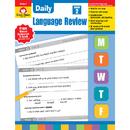 Evan-Moor EMC580 Daily Language Review Gr 2