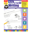 Evan-Moor EMC6021 Daily 6 Trait Writing Gr 1