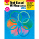 Evan-Moor EMC6033 Gr 3 Text Based Writing Lessons - For Common Core Mastery