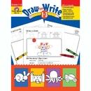 Evan-Moor EMC731 Draw Then Write Gr 1-3