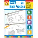 Evan-Moor EMC755 Daily Math Practice Gr 6