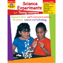 Evan-Moor EMC866 Science Experiments For Young Learners