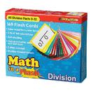 Edupress EP-2433 Math In A Flash Division Flash Card