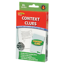 Edupress EP-3404 Context Clues Practice Cards Reading Levels 5.0-6.5