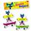 Edupress EP-348 Groovy Classroom Jobs Mini Bbs - Featuring Pete The Cat