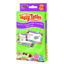 Edupress EP-3672 Short And Long Vowels Word Families - Language Arts Tasty Task Cards