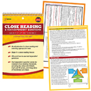 Edupress EP-670 Quick Flip Guide For Close Reading - And Text Dependent Questions