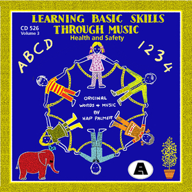 Educational Activities ETACD526 Learning Basic Skills Thru Music Health & Safety, Price/EA