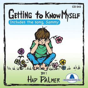 Educational Activities ETACD543 Getting To Know Myself Cd, Price/EA
