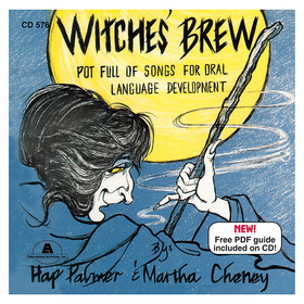 Educational Activities ETACD576 Witches Brew Cd, Price/EA