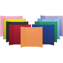 Flipside FLP3004509 Project Boards Assorted 9-Pk 1 Each Of 9 Colors