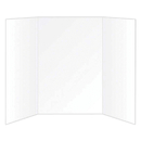 Flipside FLP3004810 Foam Project Boards 10Pk White 36H X 48W