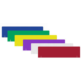 Flipside FLP3014506 Project Board Headers Assorted 1 Each Of 6 Colors, Price/EA