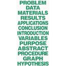 Flipside FLP51620 Project Board Titles Green