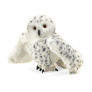 Folkmanis FMT2236 Puppet Snowy Owl