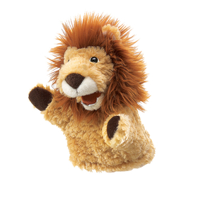 Folkmanis FMT2930 Little Lion Puppet, Price/EA
