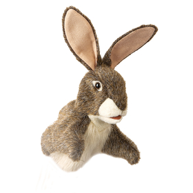Folkmanis FMT2931 Hare Little Puppet, Price/EA