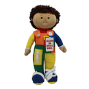 Childrens Factory FPH853 Learn To Dress Doll Hispanic Boy