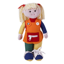 Childrens Factory FPH856 Learn To Dress Doll White Girl