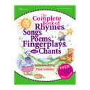 Gryphon House GR-18264 The Complete Book Of Rhymes Songs