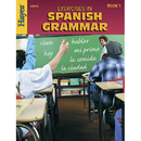 Hayes School Publishing H-HS701R Exercises In Spanish Grammar Book 1
