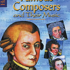 Hayes School Publishing H-M72R Famous Composers And Their Music, Price/EA