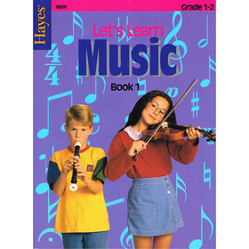 Hayes School Publishing H-M83R Lets Learn Music Book 1 Primary, Price/EA
