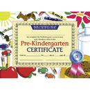Hayes School Publishing H-VA499 Certificates Pre-Kindergarten 30/Pk 8.5 X 11