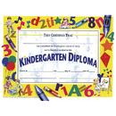 Hayes School Publishing H-VA503 Diplomas Kindergarten 30/Pk 8.5X11 Yellow