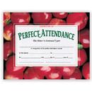 Hayes School Publishing H-VA513 Certificates Perfect 30 Pk 8.5 X 11 Attendance W/ Apples