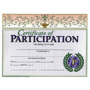 Hayes School Publishing H-VA533 Certificates Of Participation 30/Pk 8.5 X 11