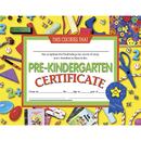 Flipside H-VA600 Certificates Pre-Kindergarten 30/Pk - 8.5 X 11 Yellow