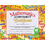 Hayes School Publishing H-VA681 Mathematics Achievement 30Pk Certificates 8.5 X 11 Inkjet Laser