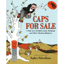 Harper Collins Publishers HC-0064431436 Caps For Sale Books For Pk-3