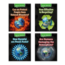 Capstone / Coughlan Pub HE-9781484610046 Earth Debates Book Set Of All 4