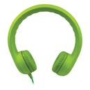 Hamilton Electronics Vcom HECKIDSGRN Green Indestructible Foam Headphone