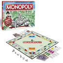 Hasbro Toy Group HG-C1009 Monopoly Classic Game