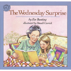 Houghton Mifflin Harcourt HO-395547768 The Wednesday Suprise Rey, Price/EA