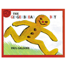 Houghton Mifflin Harcourt HO-899191630 The Gingerbread Boy