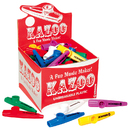 Hohner HOHKC50 Kazoo Classpack Pack Of 50 Assorted Colors
