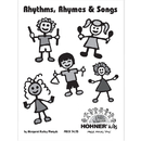 Hohner HOHRB1 Rhymes Songs & Activities Instruction Book/Rhymes & Songs