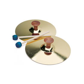 Hohner HOHS3800 5 Cymbals W/Mallet Pair, Price/EA