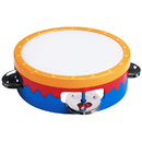 Hohner HOHS601C 6 Multi-Colored Tambourine