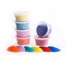 Hygloss Products HYG29606 Bucket O Sand 6 Asstd Colors 6 Oz