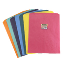 Hygloss Products HYG51014 Colorful Paper Bags 12X15 Asstd Colors Pinch Bottom
