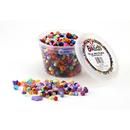 Hygloss Products HYG6806 Bucket O Beads Multi Mix 10 Oz