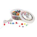 Hygloss Products HYG6826 Bucket O Beads 4Oz Multi-Mix