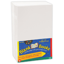 Hygloss Products HYG77710 Mighty Brights Books 5 1/2 X 8 1/2 32 Pages 10 Books White