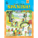 Carson Dellosa IF-21048 Teach Them Spanish Gr 1
