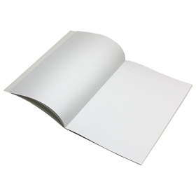 Carson Dellosa IF-81 Blank Book Rectangle 16 Pages 7X10, Price/EA